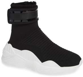 Jeffrey Campbell Interweb Cuff Knit Sneaker