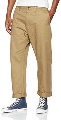 G Star Men's Bronson Loose Chino Trouser,W32/L32 (Size: 32/32)