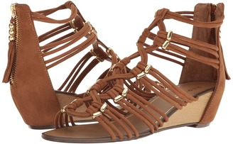 Report - Maple Women's Wedge Shoes $65 thestylecure.com