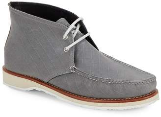 Eastland Men's Checked Lace-Up Chukka Boots