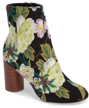 Women's Sole Society Mulholland Embroidered Boot $119.95 thestylecure.com