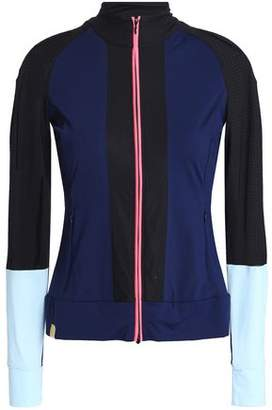 Monreal London Laser-Cut Stretch Jacket