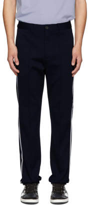 Golden Goose Blue Jackson Trousers