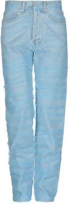 Off-White OFF-WHITETM Denim pants - Item 42722924DB