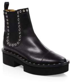 Gucci Clergerie Betty Leather Boots