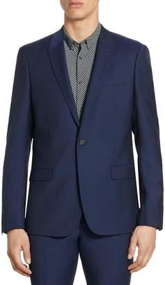 The Kooples Men's Slim-Fit Wool Jacket