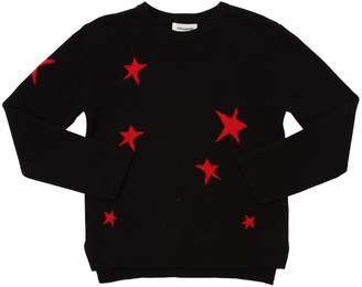 Zadig & Voltaire Zadig&voltaire Star Intarsia Wool & Cashmere Sweater