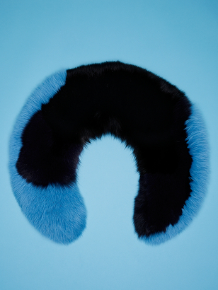 Fur Collar $698 thestylecure.com