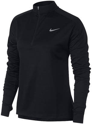 Nike Women's Quarter-Zip Pullover