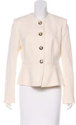 Les Copains Virgin Wool Jacket w/ Tags