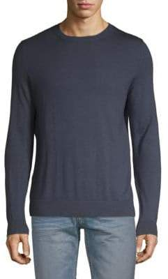 A.P.C. Pull Spy Merino Wool & Silk Sweater