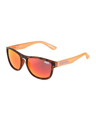 Superdry Rockstar Plastic Universal-Fit Square Sunglasses