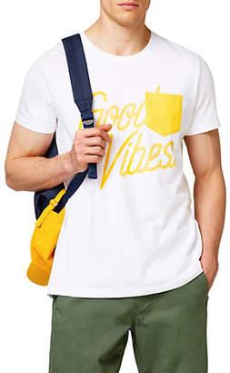 Scotch & Soda Good Vibes Graphic T-Shirt