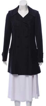 Barbara Bui Double-Breasted Short Coat