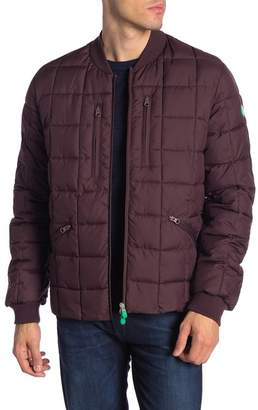 Save The Duck Quilted Bomber Jacket