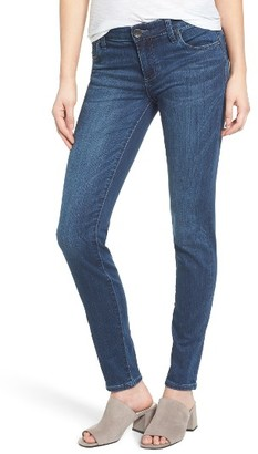 Women's Kut From The Kloth Diana Stretch Skinny Jeans $89 thestylecure.com
