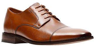Bostonian Leather Cap-Toe Derbys