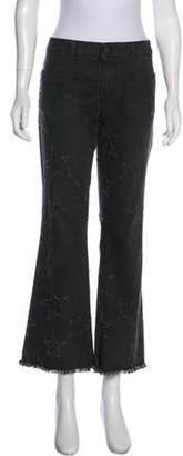 Stella McCartney Mid-Rise Star Jeans Mid-Rise Star Jeans