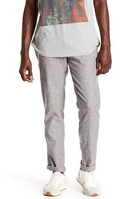 Blend of America Civil Society Linen Stretch Chino Pants