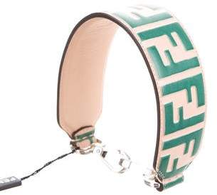 Fendi Zucca Mini Strap You Shoulder Strap w/ Tags