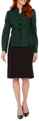 Le Suit Squares Skirt Suit
