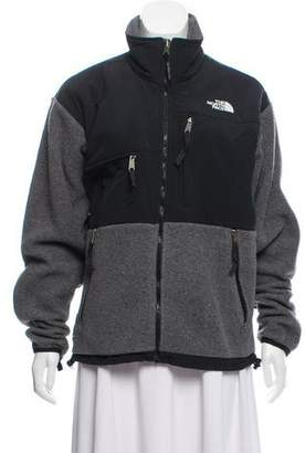 The North Face Fleece Zip-Up Jacket