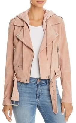 Blank NYC BLANKNYC Suede Moto Jacket - 100% Exclusive