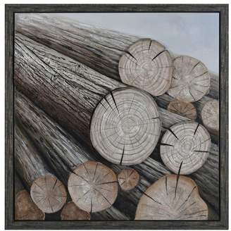 Moe's Home Collection Timber Wall Decor