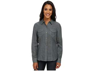 Carve Designs Inverness Shirt Women's Long Sleeve Button Up