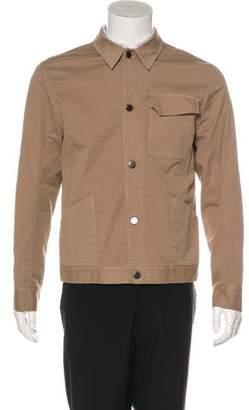 Helmut Lang Twill Field Jacket