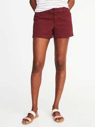 """Old Navy Pixie Chino Shorts for Women (3 1/2"""")"""