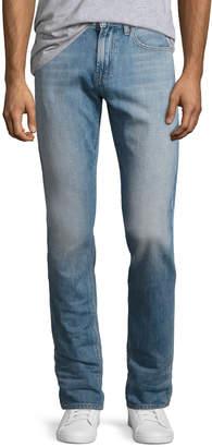J Brand Tyler Taper-Fit Comfort Stretch Jeans, Light Blue