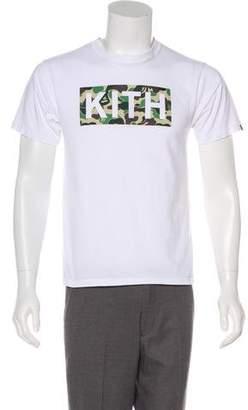 BAPE x Ronnie Fieg KITH Box Logo T-Shirt