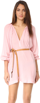 Eberjey Summer of Love Juliet Cover Up $168 thestylecure.com