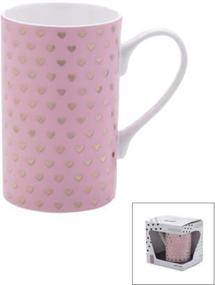 Mikasa Gold Hearts Mug