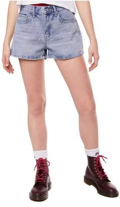 Juicy Couture Jxjc Crystal Denim Short
