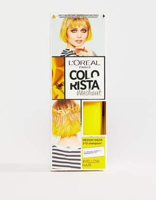 L'Oreal L Oréal Pa Colorista Wash Out Hair Colour - Yellow