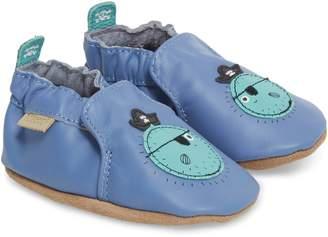 Robeez R) Blowfish Bob Crib Shoe