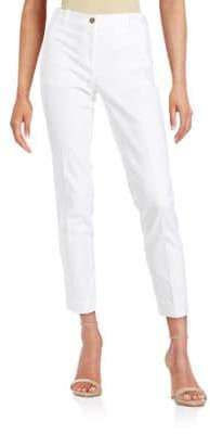 MICHAEL Michael Kors Cotton Cropped Pants