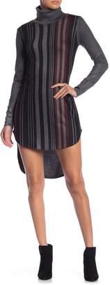 Couture Go Turtleneck Hi-Lo Tunic Sweater