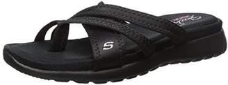Skechers Cali Women's Breeze Low Lucky Stars Toe Ring Sandal $31.10 thestylecure.com
