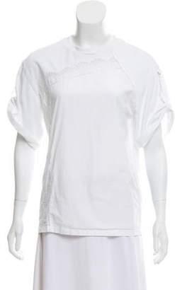 3.1 Phillip Lim Crochet T-Shirt