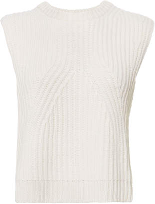 Derek Lam Knit Cropped Shell