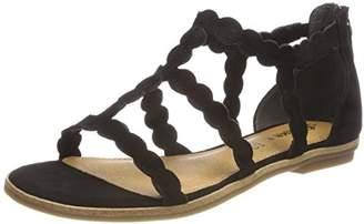 03cad68c548 S Oliver Black Sandals For Women - ShopStyle UK