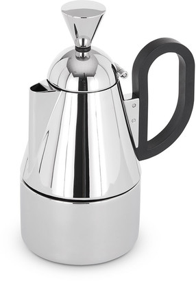 Tom Dixon Brew Stove Top Coffee Maker - Stainless Steel