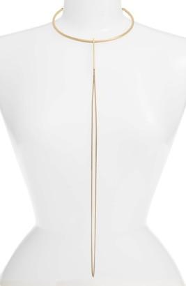 Women's Jenny Bird Kain Lariat Necklace $125 thestylecure.com