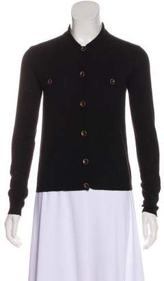Lanvin Wool Knit Cardigan