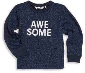 Petit Lem Little Boy's Awesome Sweatshirt