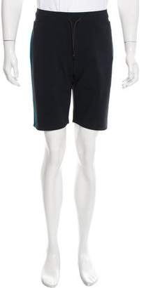 Calvin Klein Collection Flat Front Jogger Shorts w/ Tags