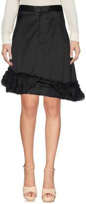 Comme des Garcons Knee length skirts